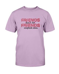 Friends Scrapbook T-Shirt
