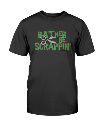 Rather Be Scrapbooking T-Shirt