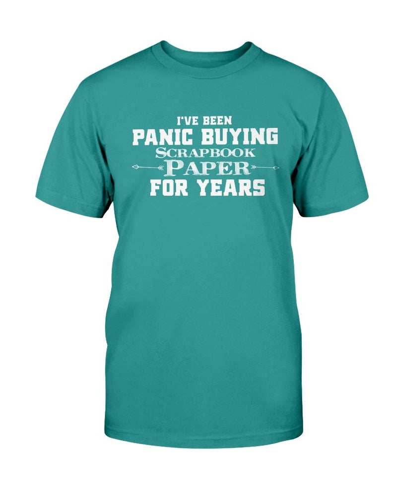 Panic Buying Paper for Years T-Shirt - Two Chicks Designs
