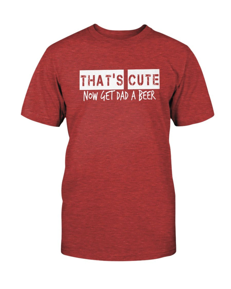 That's Cute Tee - Two Chicks Designs