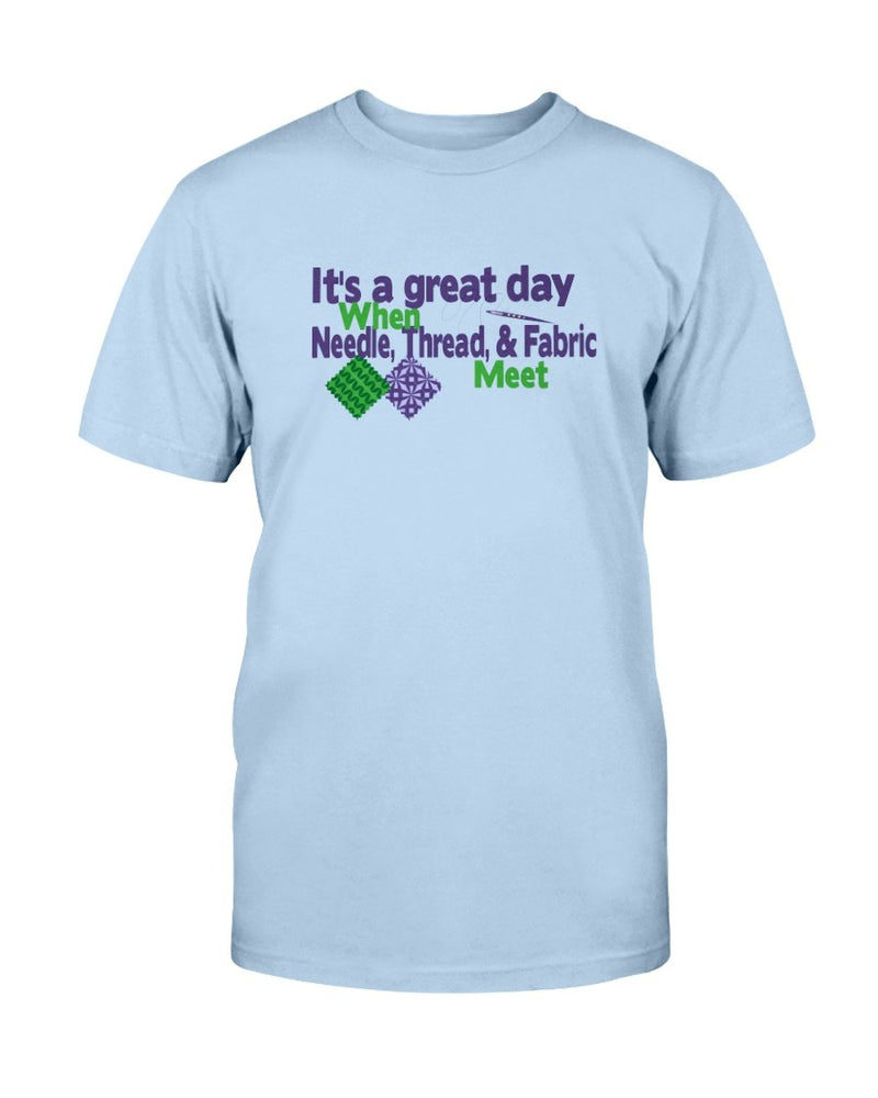 Great Day Quilting T-Shirt - Two Chicks Designs