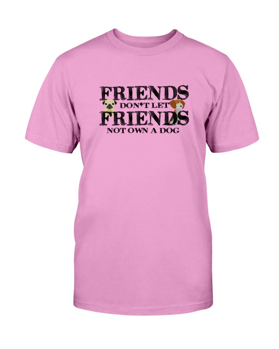 Friends Dog Tee