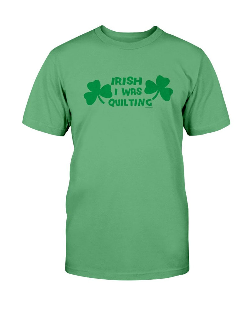 Irish Quilting Tee - Two Chicks Designs