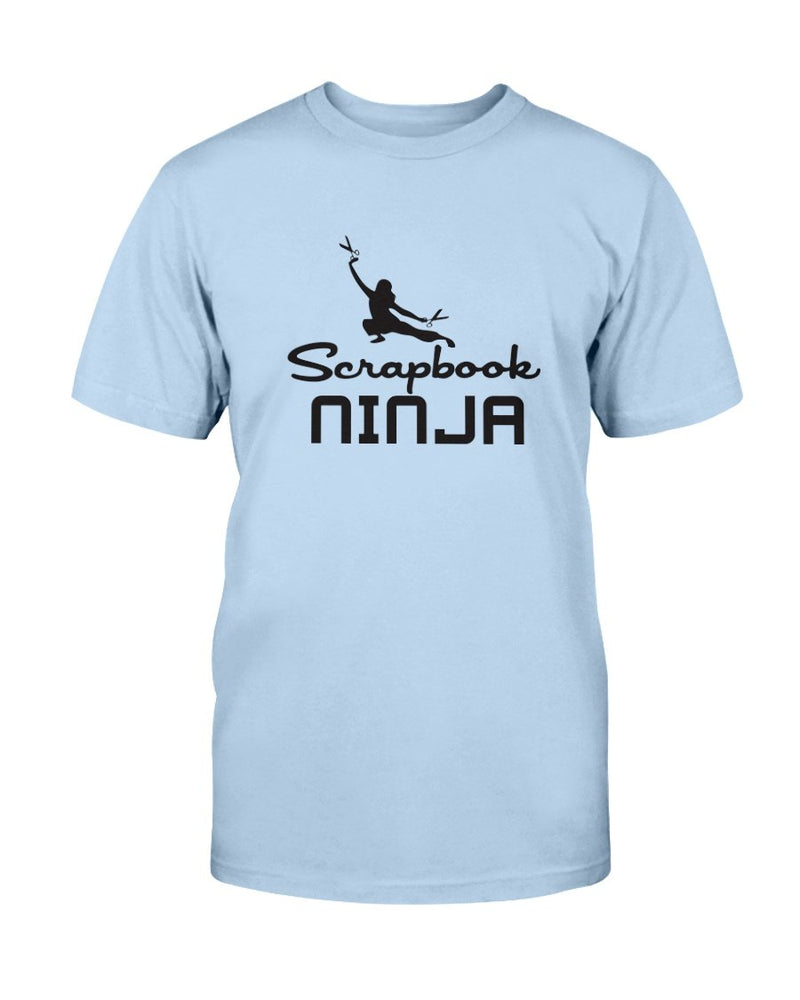Scrapbook Ninja T-Shirt - Two Chicks Designs