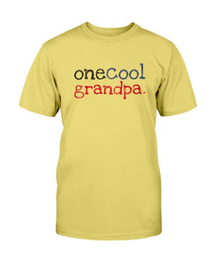 One Cool Grandpa T-Shirt