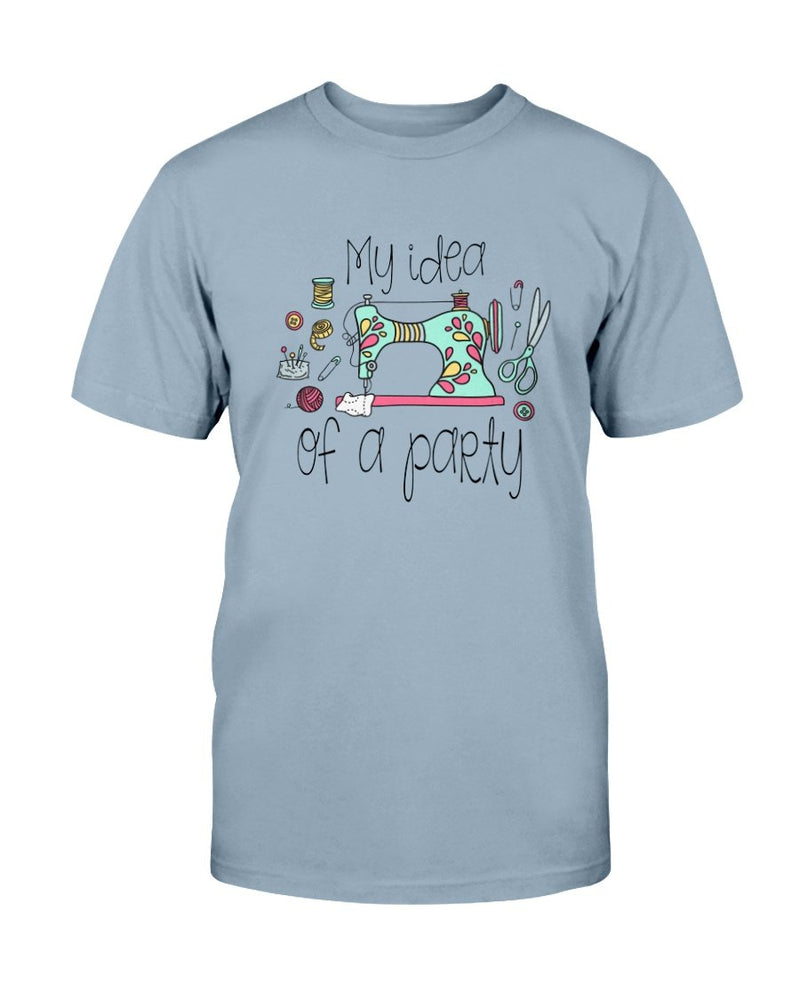 Idea of a Party Quilting T-Shirt - Two Chicks Designs