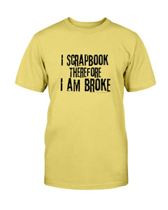 Scrapbook Broke T-Shirt