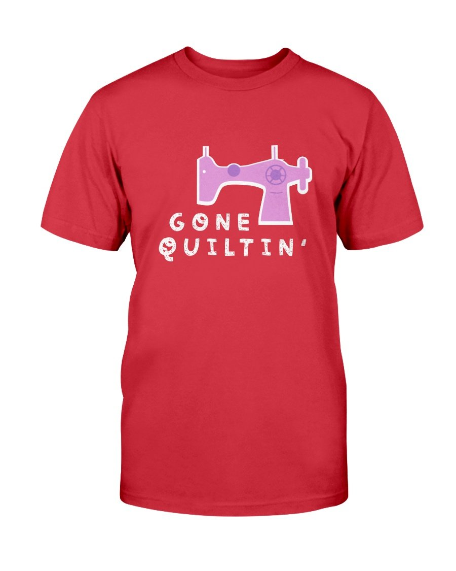 Gone Quilting Tee
