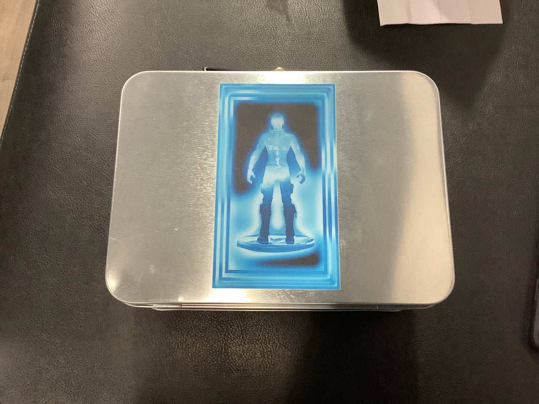 Travis Scott Lunch Box