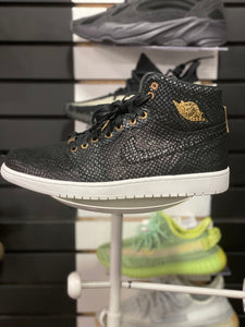 Jordan 1 Pinnacle Black