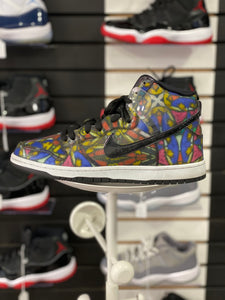 "Nike Dunk SB High Cncpts ""Stained Glass"""