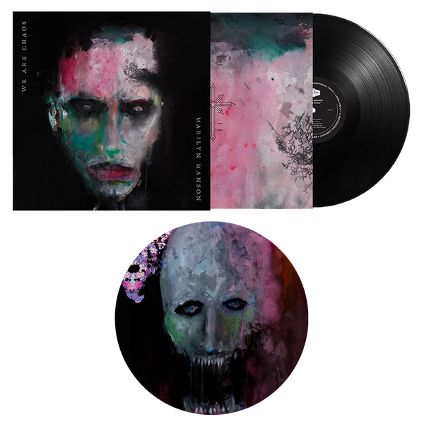 Never-Ending Astral Vampire Slipmat/LP Bundle