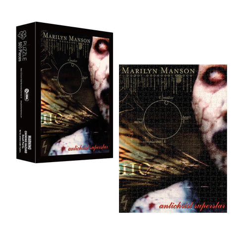 Antichrist Superstar Puzzle