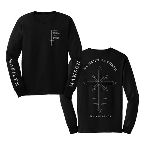 Can't Be Cured Long Sleeve Tee