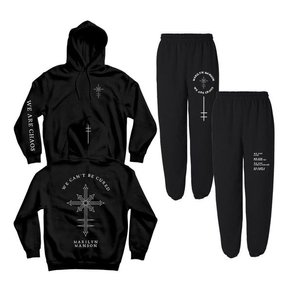 Chaos Cross Sweatsuit