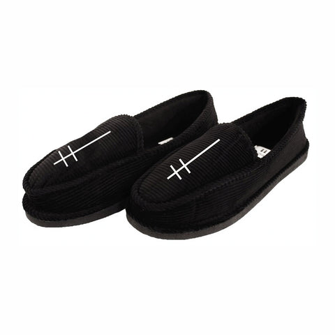 Manson Double Cross Slippers