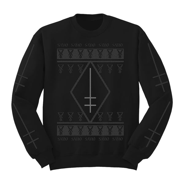 Merry Say10 Holiday Sweatshirt
