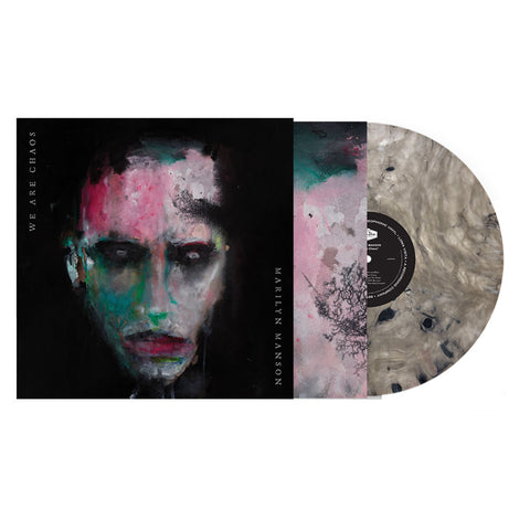 We Are Chaos Exclusive Marbled Grey LP