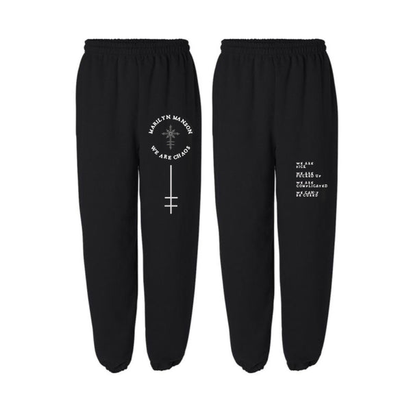 Chaos Cross Sweatpants