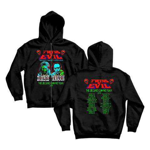 The Second Coming Zip Hoodie
