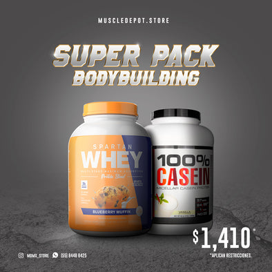 SUPER PACK BODYBUILDING*