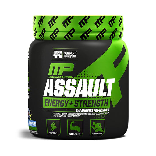 MUSCLEPHARM ASSAULT 30 SERV