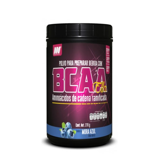 ADVANCE NUTRITION BCAA ELLA 270GR