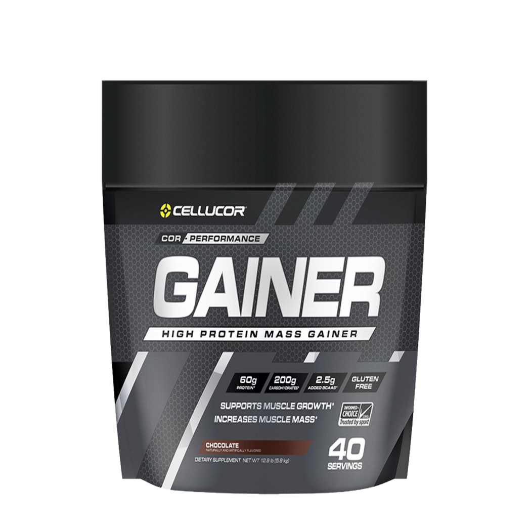 CELLUCOR COR-PERFOMANCE GAINER 12.6LB 40 SERVICIOS