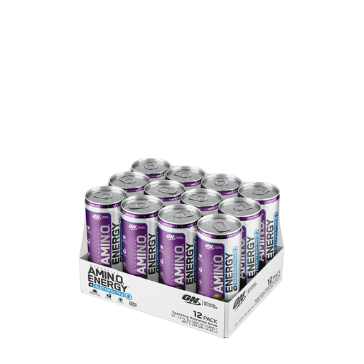 ESSENTIAL AMINO ENERGY + ELECTROLYTES SPARKLING 12PACK