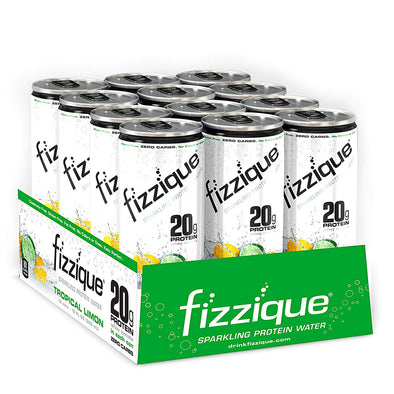FIZZIQUE PROTEIN WATER 12PACK