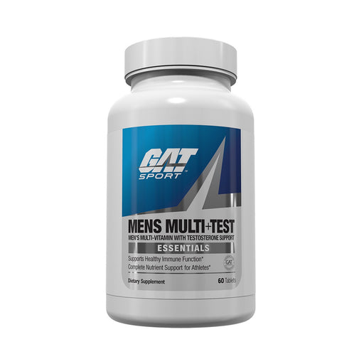 GAT MENS MULTI+TEST 60 TABLETS