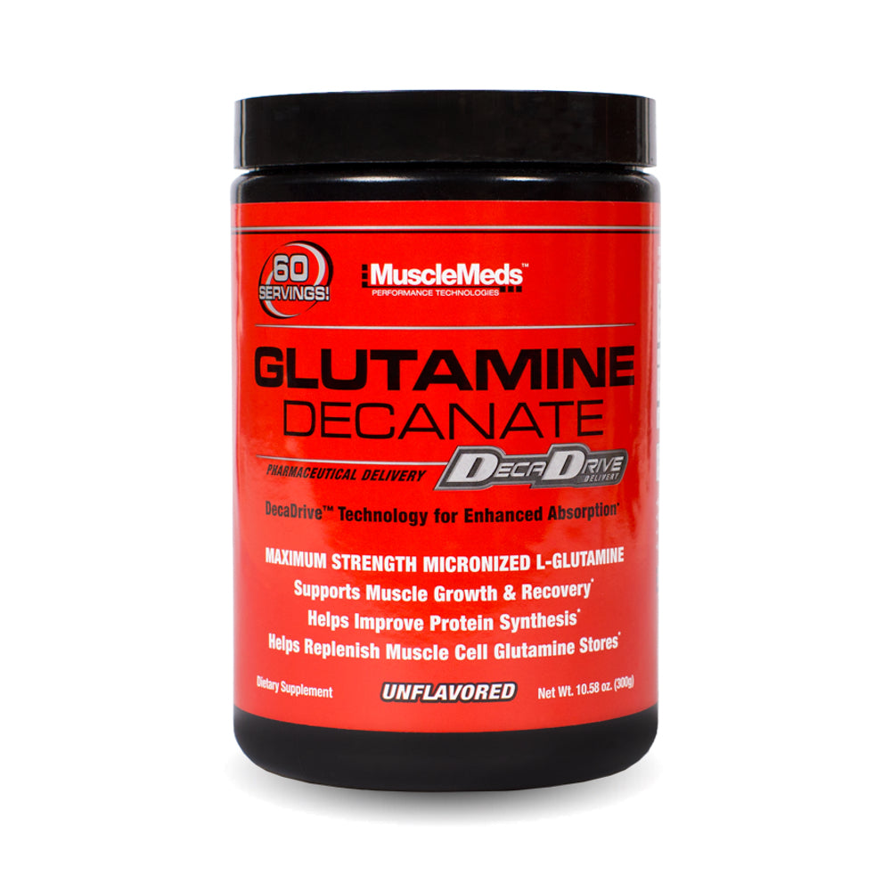 MUSCLEMEDS GLUTAMINE DECANATE 300GR*