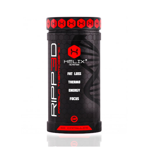 HELIX NUTRITION RIPP3D 60 CAPSULES