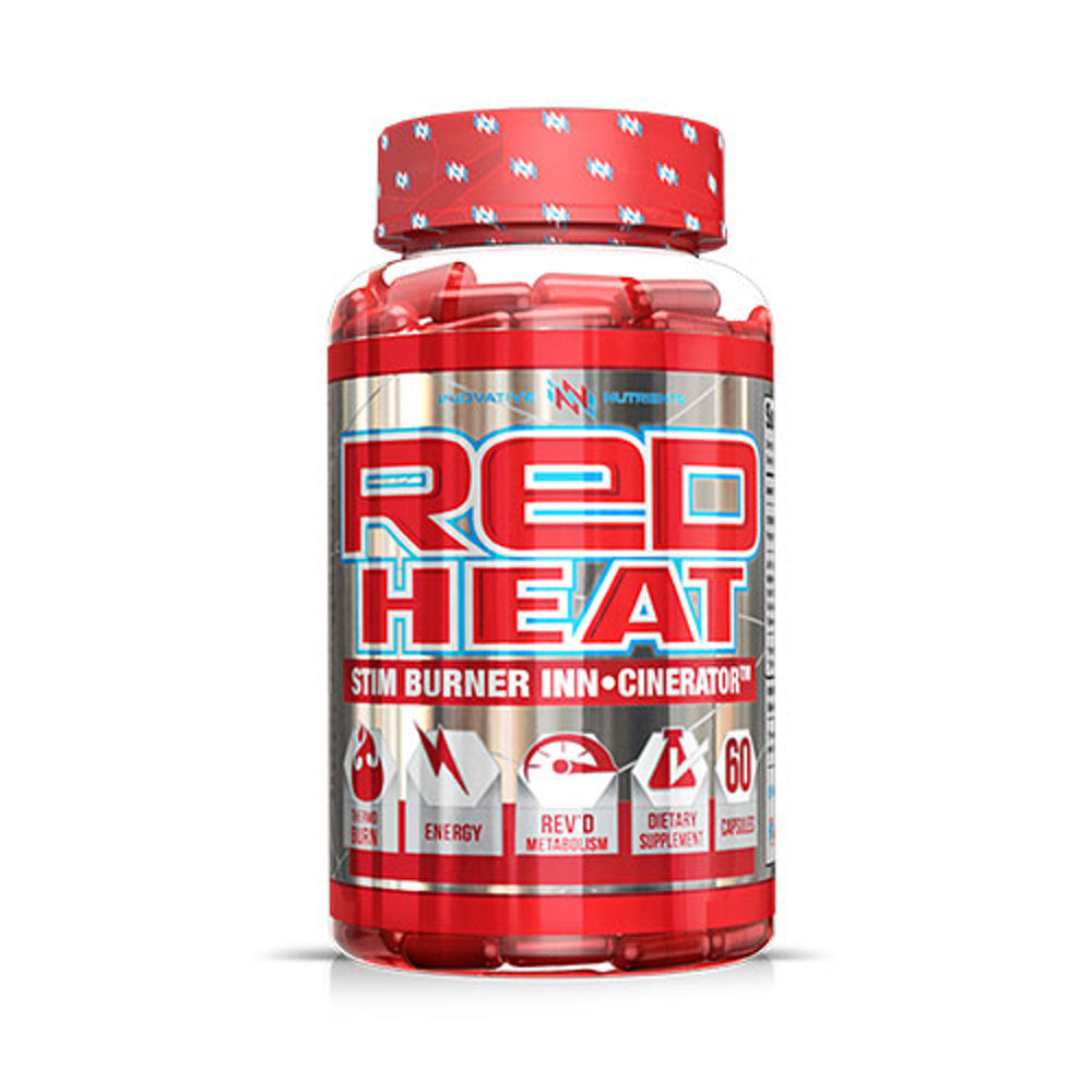 INNOVATIVE NUTRIENTS RED HEAT THERMOGENIC