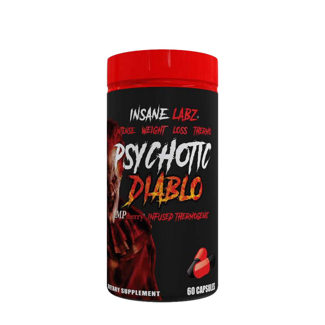 INSANE LABZ PSYCHOTIC DIABLO 60 CAPS