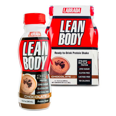 LABRADA LEAN BODY RTD - 12 PACK
