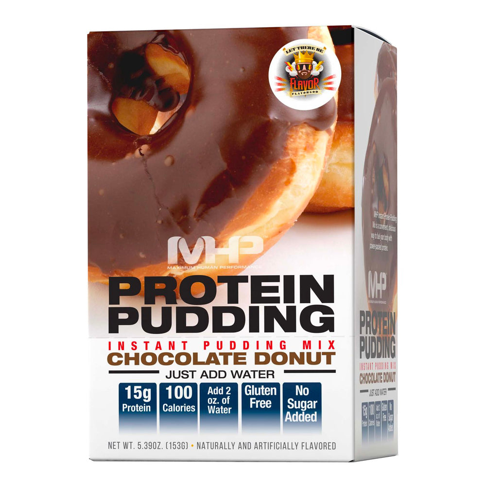 MHP INSTANT PROTEIN PUDDING