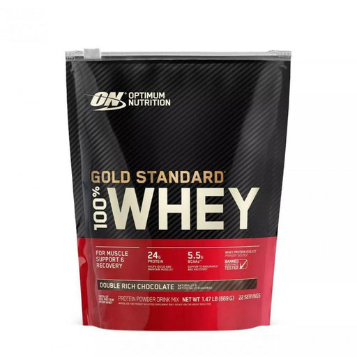 OPTIMUM NUTRITION GOLD STANDARD 100% WHEY 1.49LB
