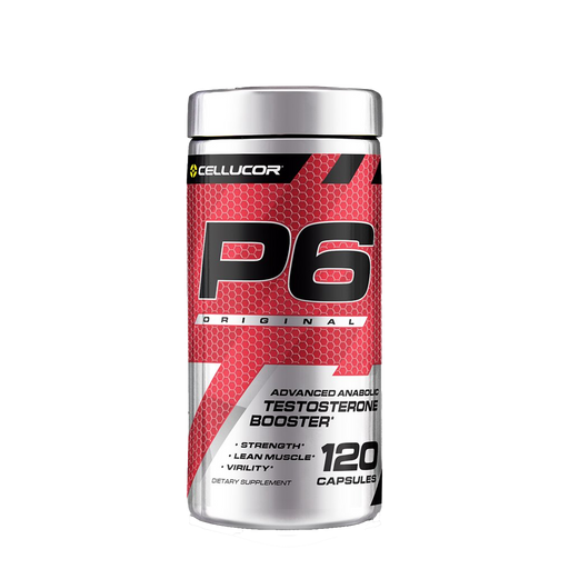 CELLUCOR P6 ORIGINAL 120 CAPSULAS