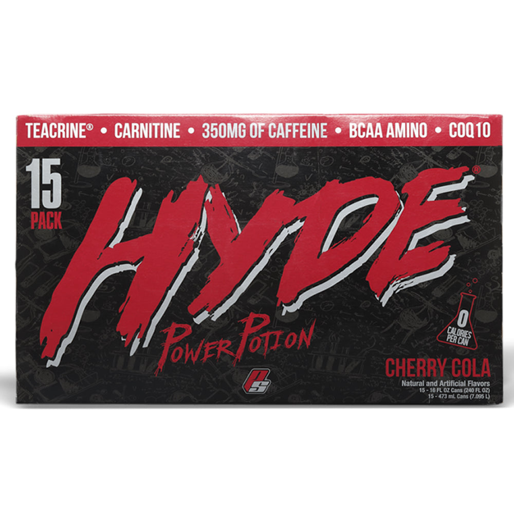 PROSUPPS HYDE POWER POTION (15 CT)