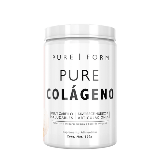 PURE FORM COLAGENO GRASS FED 300G