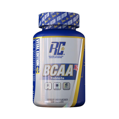 RONNIE COLEMAN BCAA XS 200 CAPS