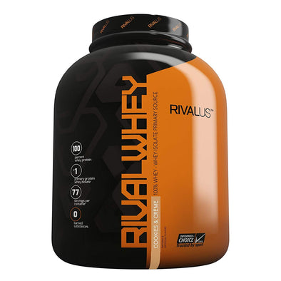 RIVALUS RIVAL WHEY 5LBS