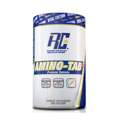 RONNIE COLEMAN AMINO-TABS XS 325 TABLETS