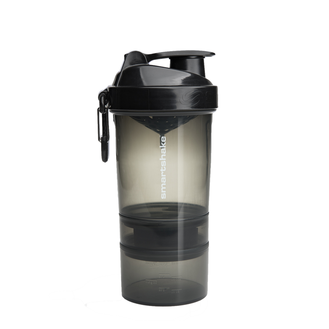 SMARTSHAKE 2GO 600ML BLACK