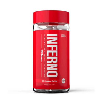 SPARTA NUTRITION INFERNO FAT BURNER