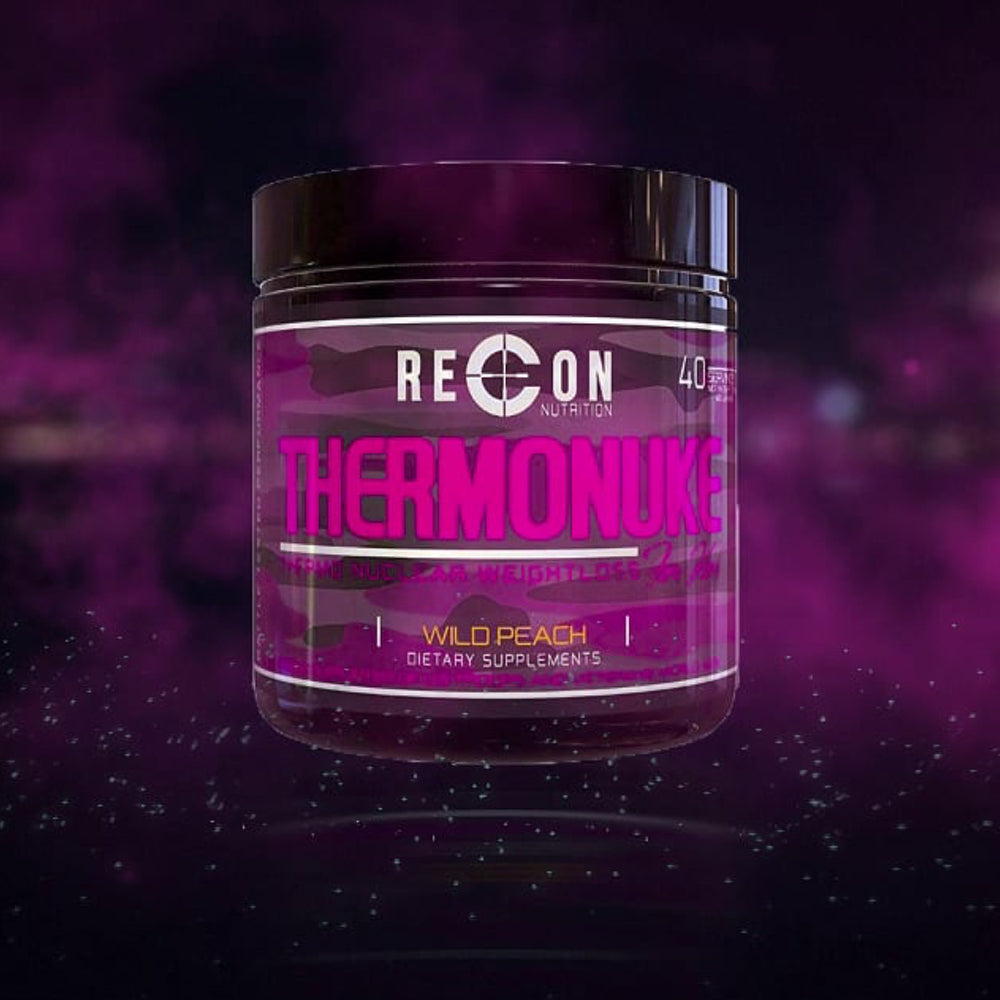 RECON THERMONUKE PINK 60 SERV