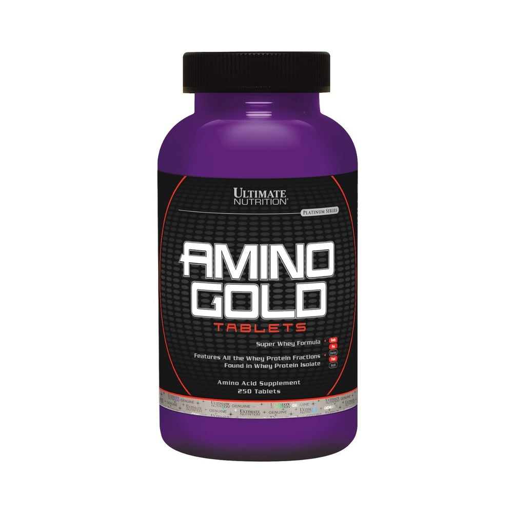 ULTIMATE NUTRITION AMINO GOLD® 250 TAB