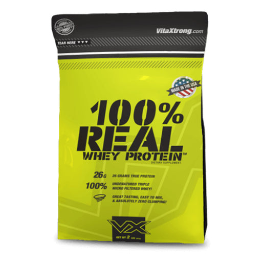 VITA XTRONG 100% REAL WHEY PROTEIN 10LBS