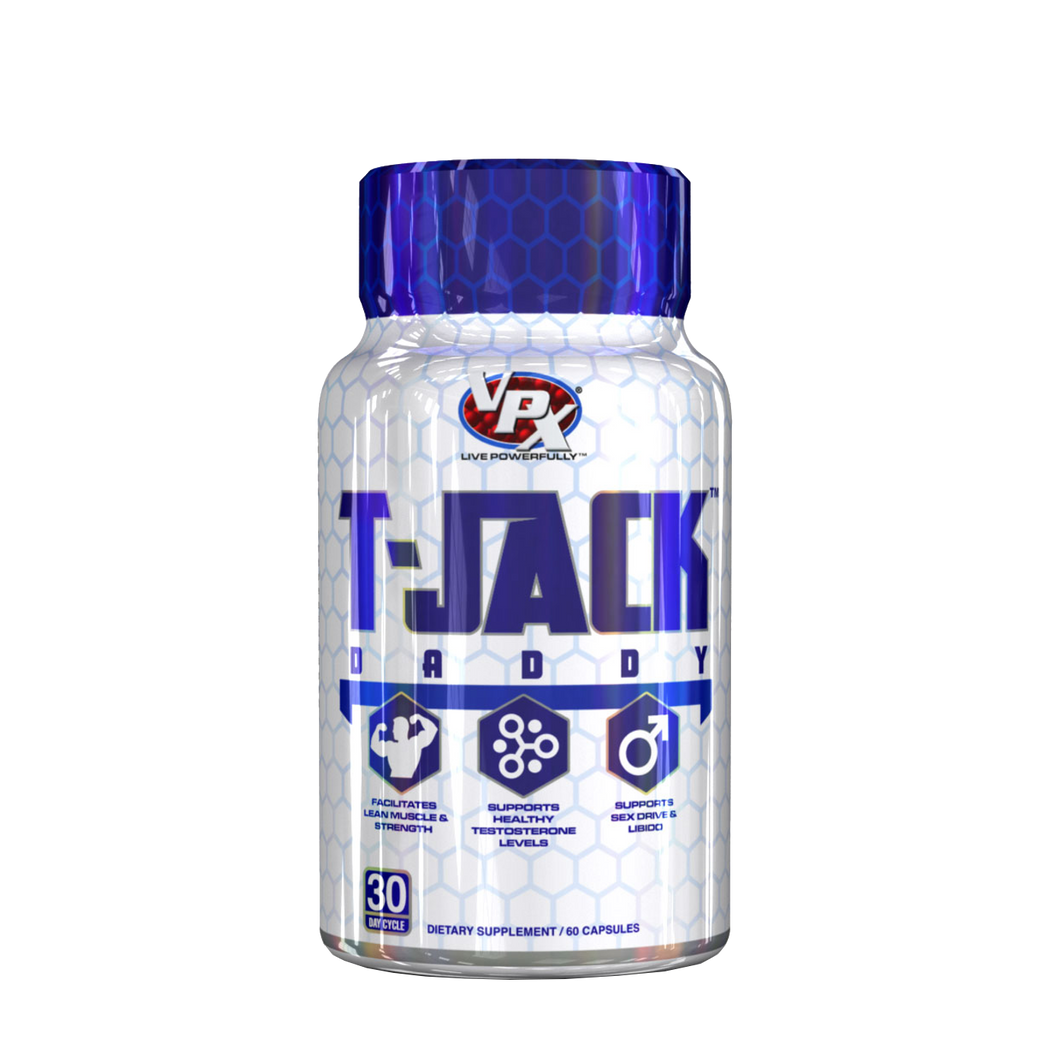 VPX T-JACK™ DADDY 90 CAPSULAS